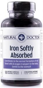Έλλειψη σιδήρου - Iron Softly Absorbed