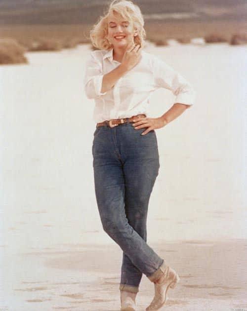 Merilyn Monroe - Συμβουλές μόδας