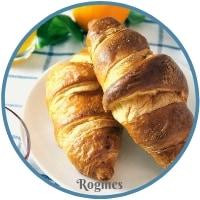 Υγιεινό πρωινό - Κρουασάν