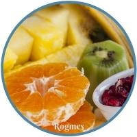 Υγιεινό πρωινό - Ολόκληρα φρούτα