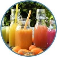Υγιεινό πρωινό - Χυμός φρούτων