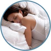 Λάθος συνήθειες πριν τον ύπνο - ανάσκελα