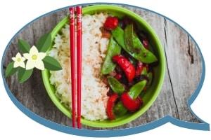 Τροφές πριν τον ύπνο - Ρύζι γιασεμιού