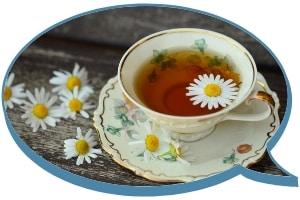 Τσάι χαμομηλιού