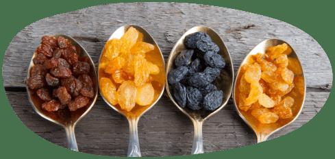 raisins-Rogmes