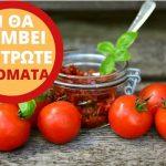 Τι θα συμβεί αν τρώτε ντομάτα