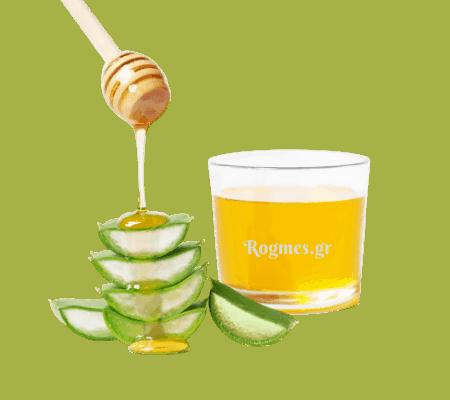 Αλόη βέρα & μέλι
