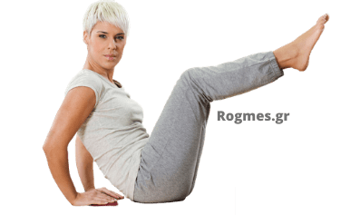 ασκήσεις κοιλιακών με κάθισμα
