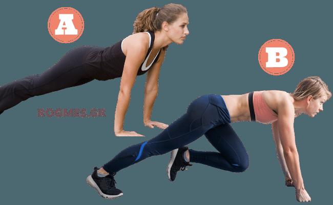 Άσκηση #3 – Ορειβάτης ή αλλιώς Mountain climber